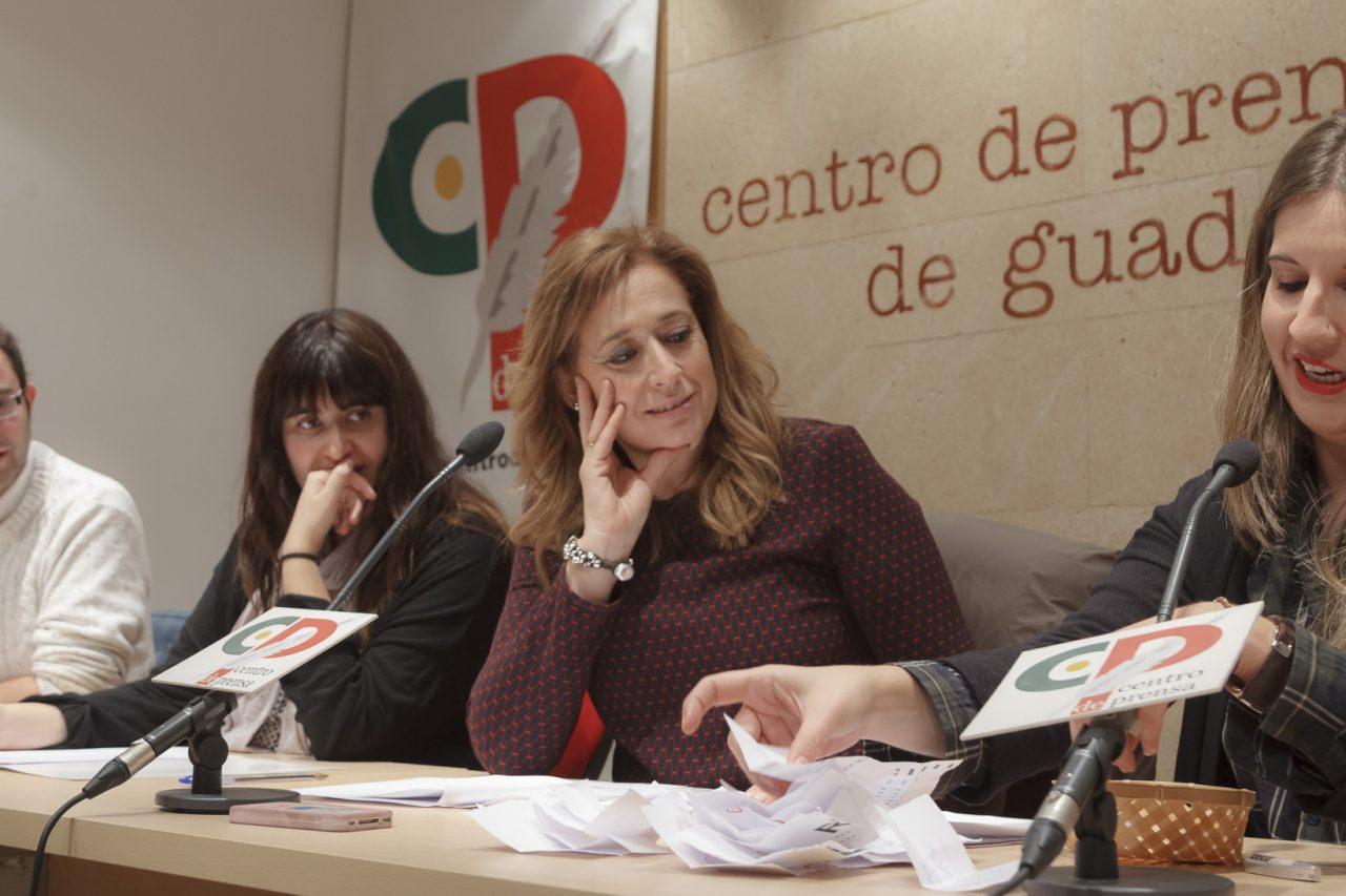 Fallo de los XXV Premios anuales de la Asociación de la Prensa Guadalajara