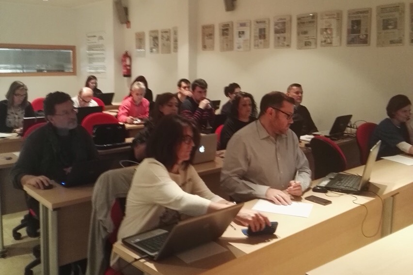 II Curso de Digital Marketing y Social Media aplicado al Periodismo y a la Comunicación