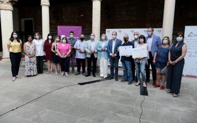 La Asociación de la Prensa presenta el anuario 2020 y entrega sus premios anuales