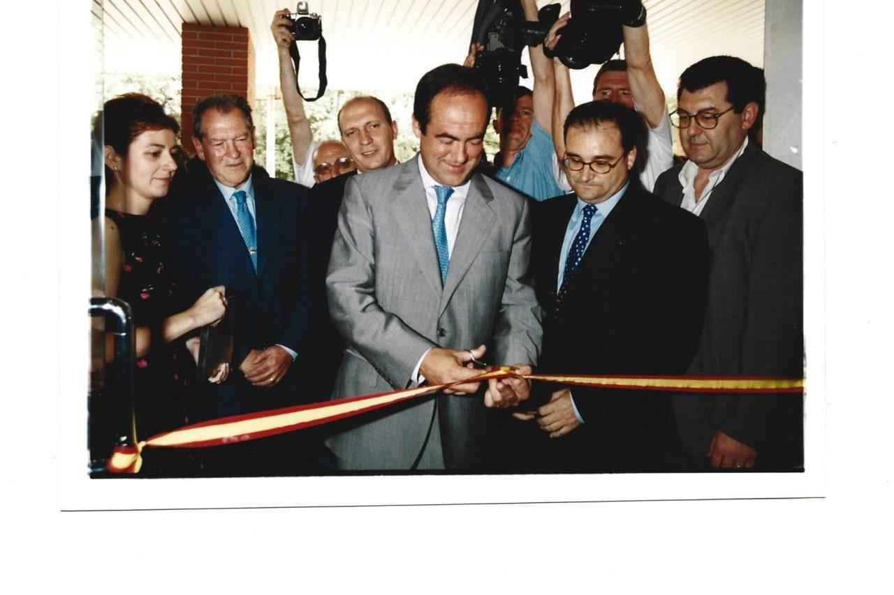 El Centro de Prensa de Guadalajara celebra veinte años de apertura